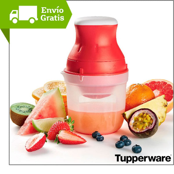 Exprimidor Papillador Gira Press Tupperware 500m L