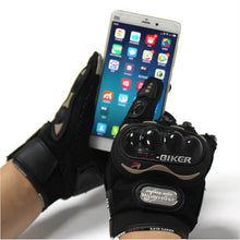 Load image into Gallery viewer, Riding Protectors Moto TouchScreen Gloves