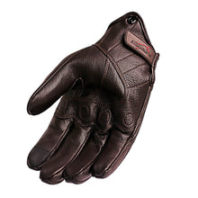 Load image into Gallery viewer, XClass Bronze Motorcycle Touchscreen Gloves