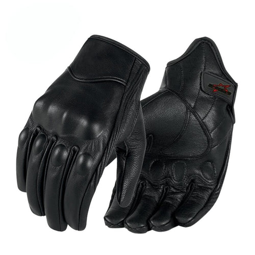 XClass Night Motorcycle Touchscreen Gloves