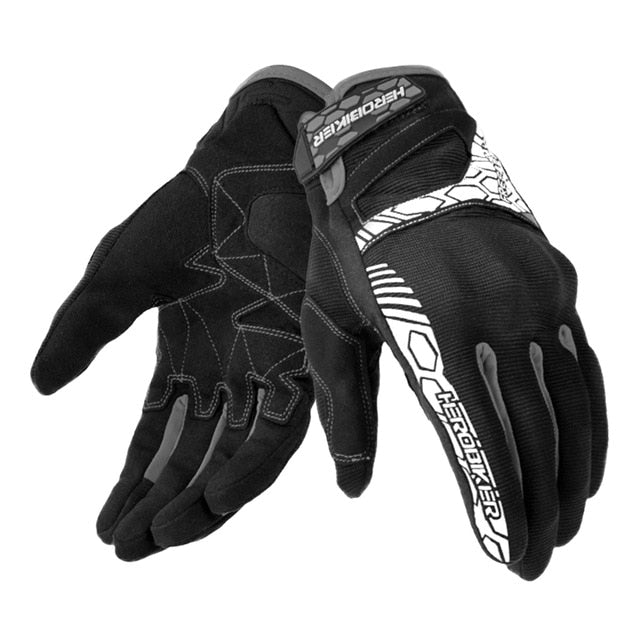Hero Motorbike TouchScreen Gloves