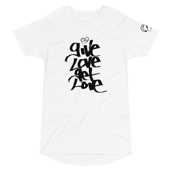 Mantra Graffiti Long Tee