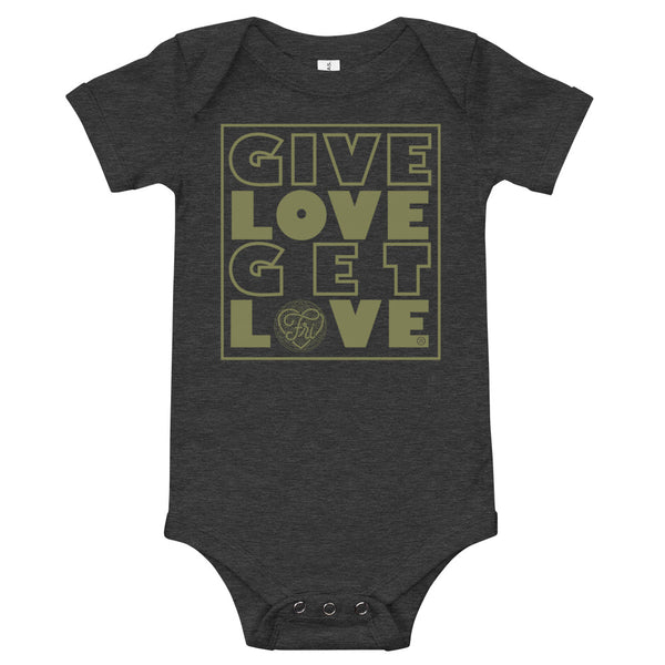 The Foundation Baby Onesie