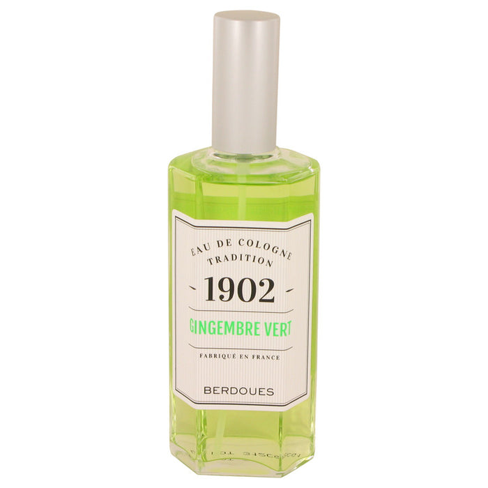 1902 Gingembre Vert Eau De Cologne Spray (unboxed) By Berdoues