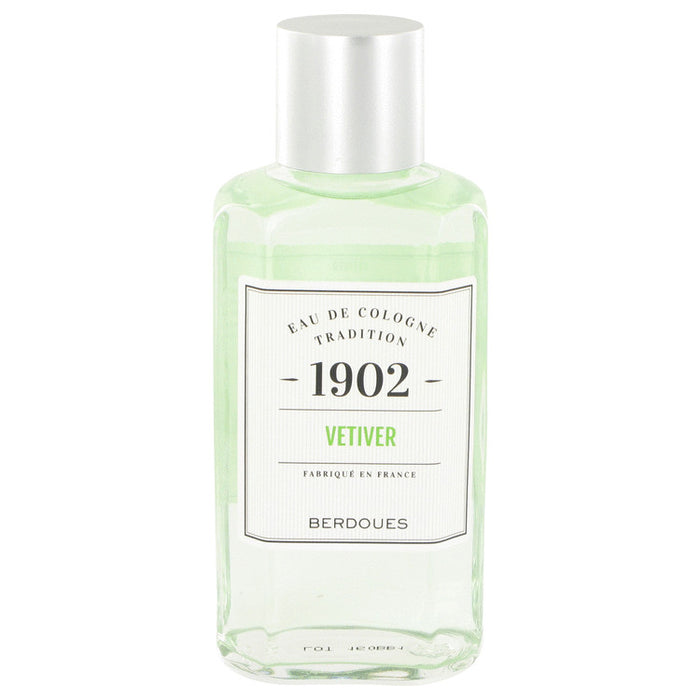 1902 Vetiver Eau De Cologne (Unisex) By Berdoues