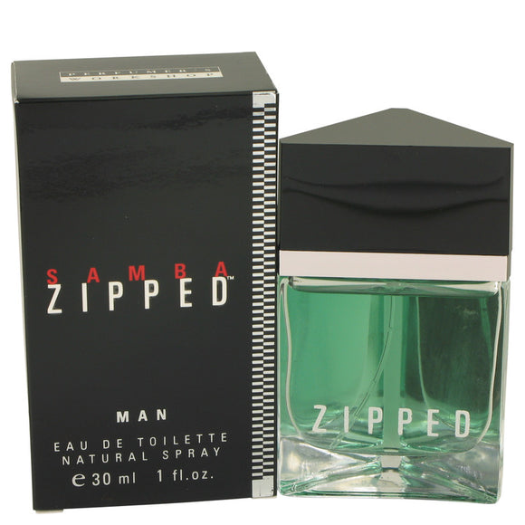 Samba Zipped Eau De Toilette Spray By Perfumers Workshop