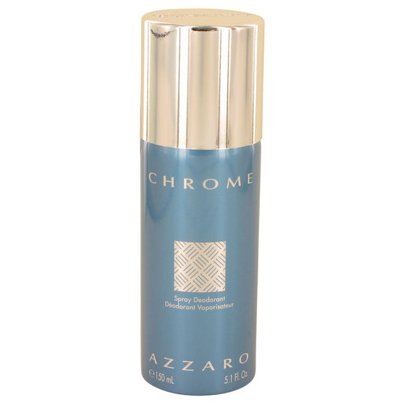 Chrome Deodorant Spray By Azzaro