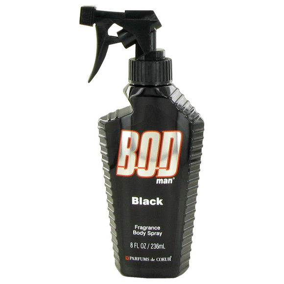 Bod Man Black Gift Set By Parfums De Coeur