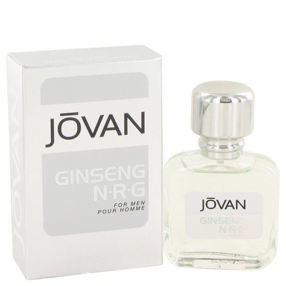 Jovan Ginseng Nrg Cologne Spray (unboxed) By Jovan