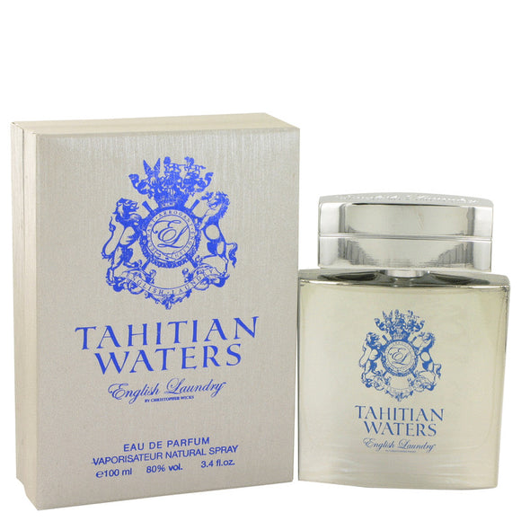 Tahitian Waters Vial (Sample) By English Laundry