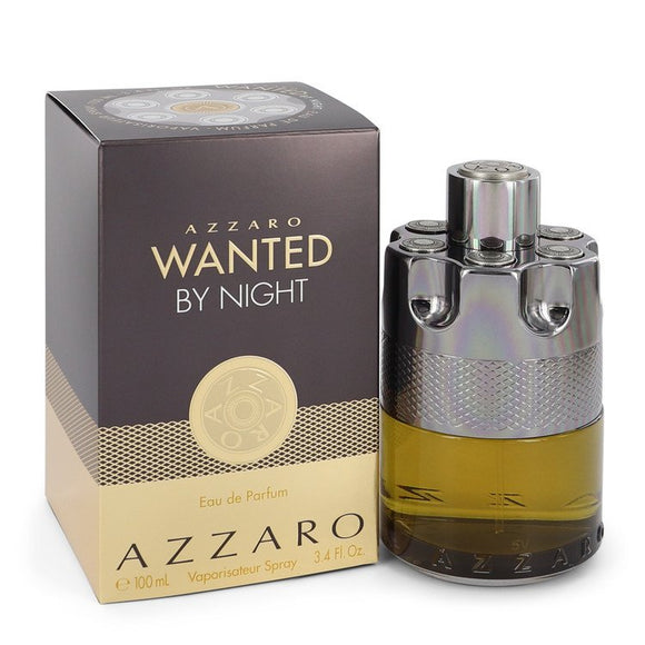 Azzaro Wanted By Night Eau De Parfum Spray By Azzaro