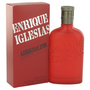 Adrenaline Eau De Toilette Spray By Enrique Iglesias