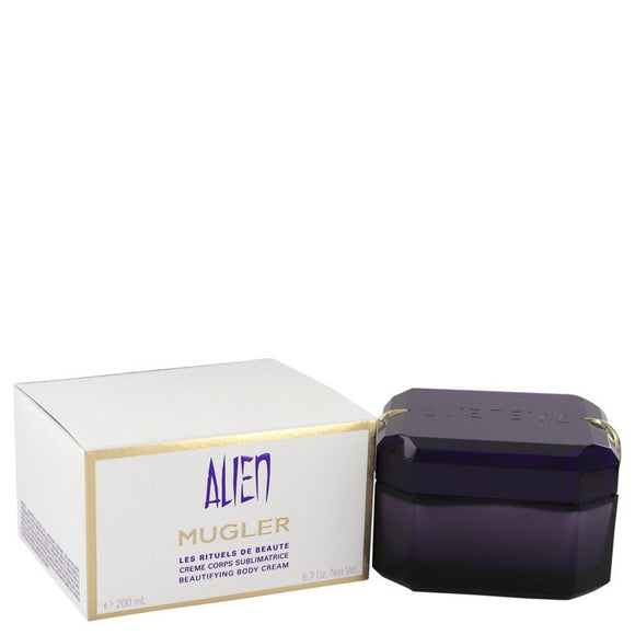 Alien Body Cream By Thierry Mugler