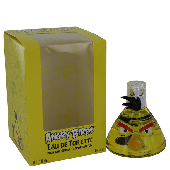 Angry Birds Yellow Bird Eau De Toilette Spray (Unisex) By Air Val International