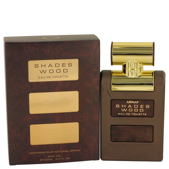 Armaf Shades Wood Eau De Toilette Spray By Armaf