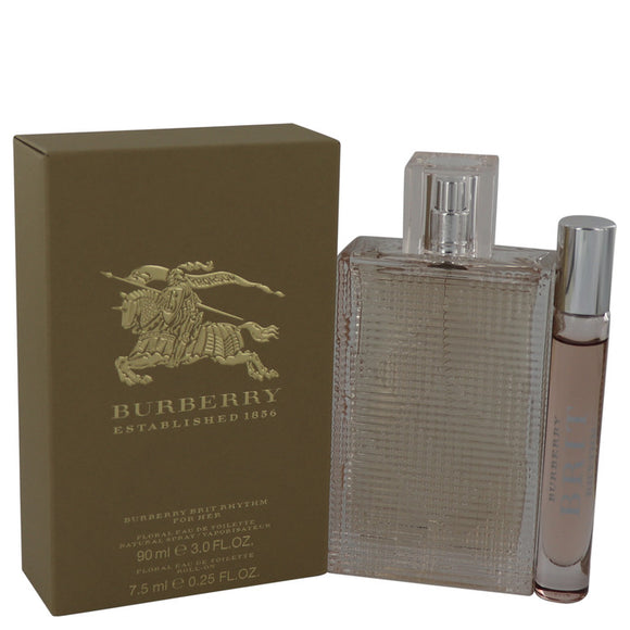 Burberry Brit Rhythm Floral Gift Set By Burberry