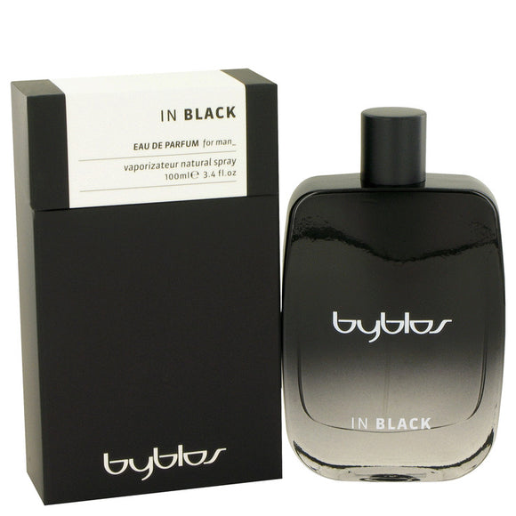 Byblos In Black Eau De Parfum Spray By Byblos