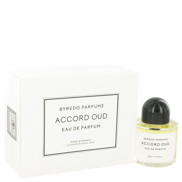 Byredo Accord Oud Eau De Parfum Spray (Unisex) By Byredo