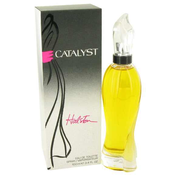 Catalyst Eau De Toilette Spray By Halston