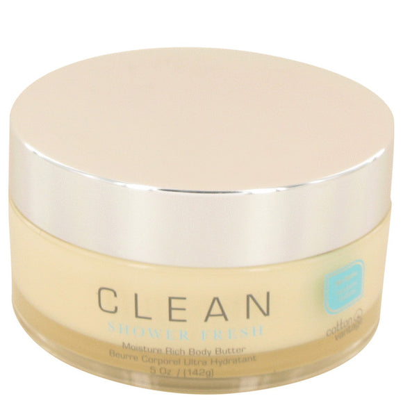 Clean Shower Fresh Rich Body Butter By Clean
