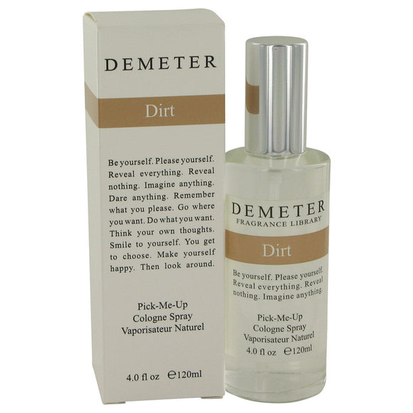 Dirt Cologne Spray By Demeter