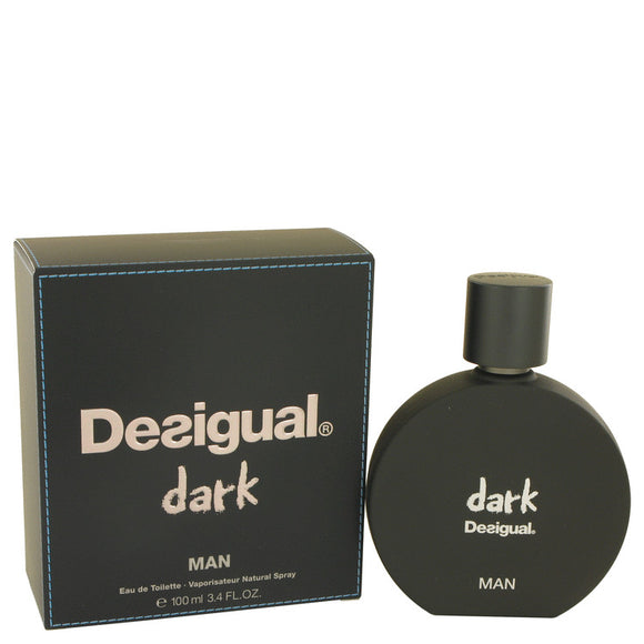 Desigual Dark Eau De Toilette Spray By Desigual