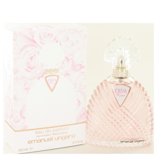 Diva Rose Eau De Parfum Spray By Ungaro