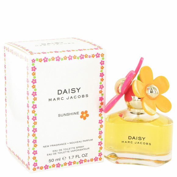 Daisy Sunshine Eau De Toilette Spray (Limited Edition) By Marc Jacobs