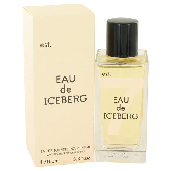 Eau De Iceberg Eau De Toilette Spray By Iceberg