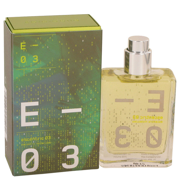 Molecule 03 Eau De Toilette Spray By ESCENTRIC MOLECULES