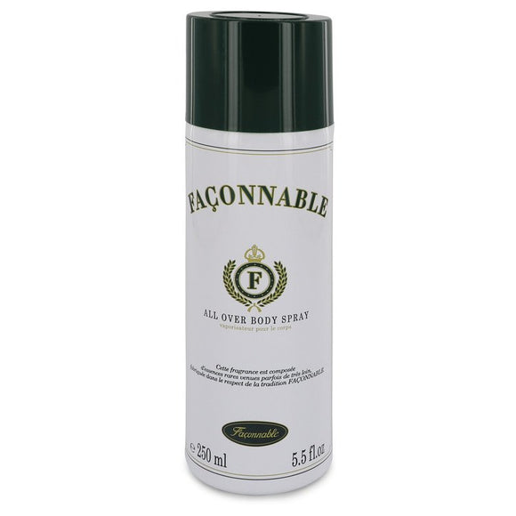 Faconnable Body Spray By Faconnable