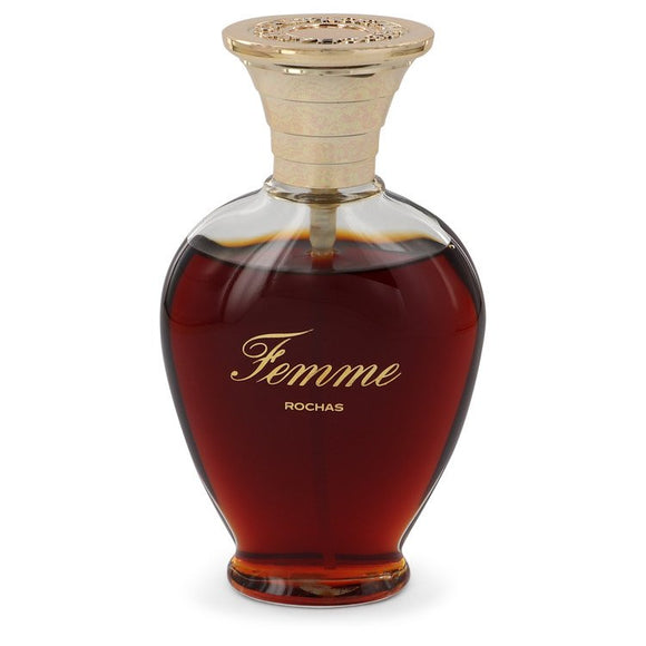 Femme Rochas Parfum De Toilette Spray (unboxed) By Rochas