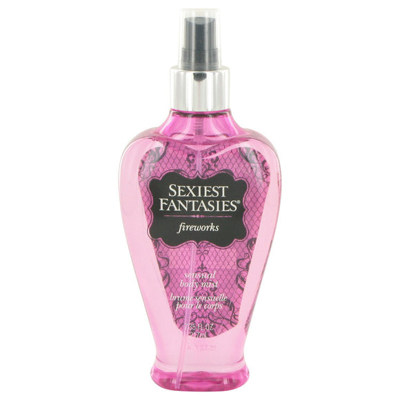 Sexiest Fantasies Fireworks Long Lasting Fragrance Spray By Parfums De Coeur