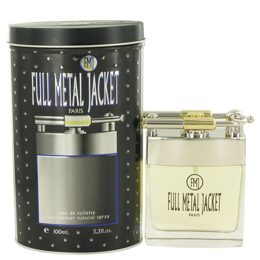 Full Metal Jacket Eau De Toilette Spray By Parisis Parfums
