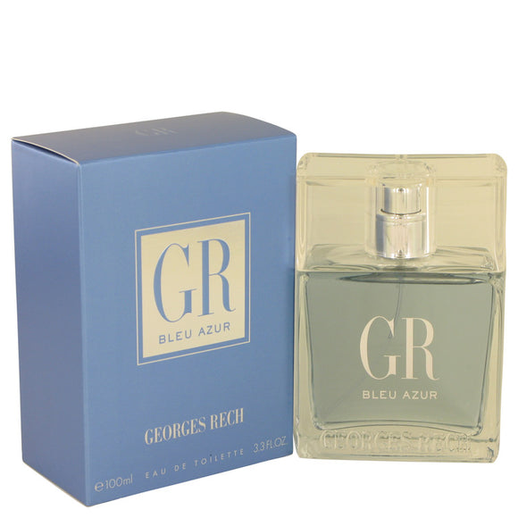 Blue Azur Eau DE Toilette Spray By Georges Rech