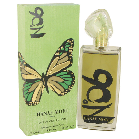 Hanae Mori Eau De Collection No 6 Eau De Toilette Spray By Hanae Mori
