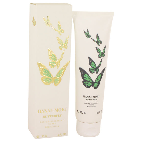 Hanae Mori Body Lotion (Green Butterfly) By Hanae Mori