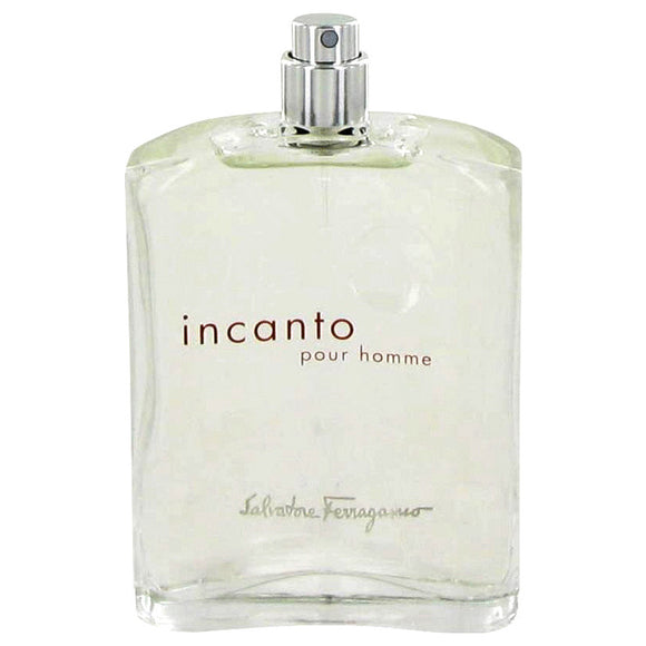 Incanto Eau De Toilette Spray (unboxed) By Salvatore Ferragamo