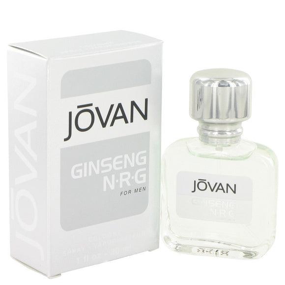 Jovan Ginseng Nrg Cologne Spray By Jovan