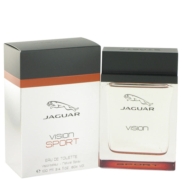 Jaguar Vision Sport Eau De Toilette Spray By Jaguar