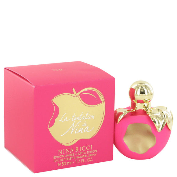 La Tentation De Nina Ricci Eau De Toilette Spray (Limited Edition) By Nina Ricci