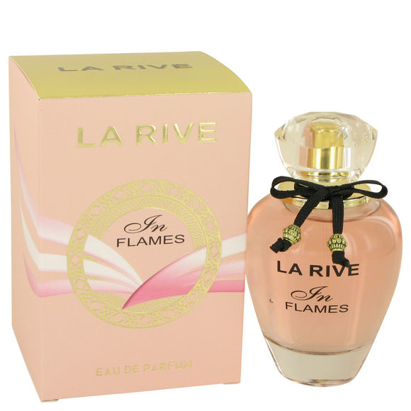 La Rive In Flames Eau De Parfum Spray By La Rive