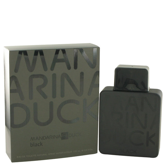 Mandarina Duck Black Eau De Toilette Spray By Mandarina Duck