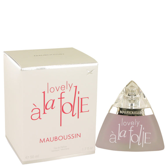 Mauboussin Lovely A La Folie Eau De Parfum Spray By Mauboussin