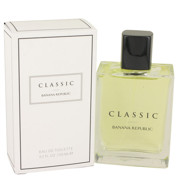 Banana Republic Classic Eau De Toilette Spray (unisex) By Banana Republic