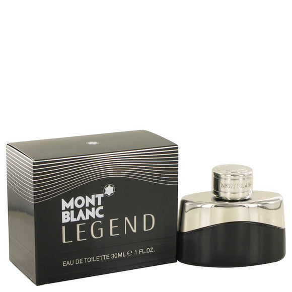 Montblanc Legend Eau De Toilette Spray By Mont Blanc