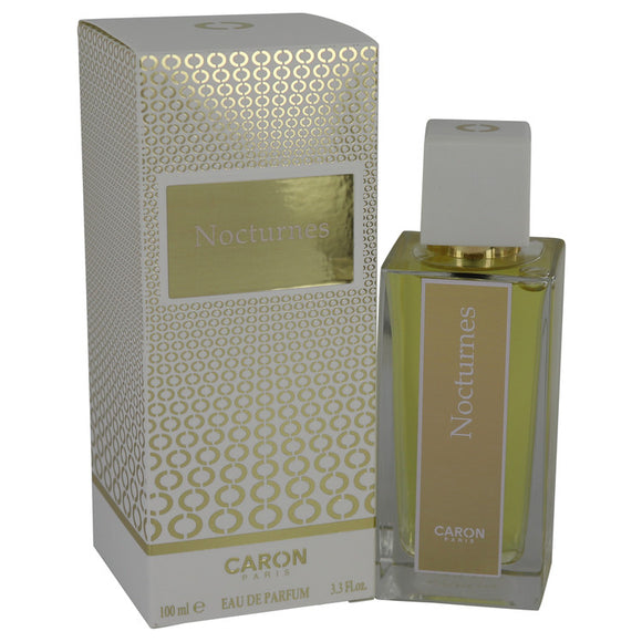 Nocturnes D'caron Eau De Parfum Spray (New Packaging) By Caron