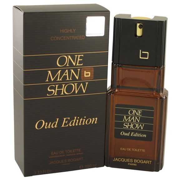 One Man Show Oud Edition Eau De Toilette Spray By Jacques Bogart