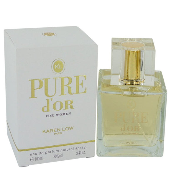 Pure D'or Eau De Parfum Spray By Karen Low