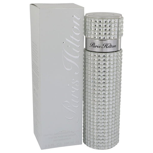 Paris Hilton Eau De Parfum Spray (10th Limited Anniversary Edition) By Paris Hilton